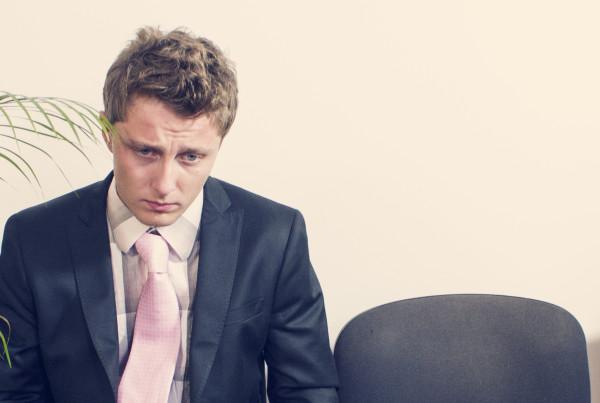 Ktere drogy nebrat pred pracovnim pohovorem